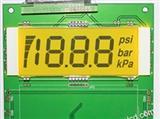 黄绿膜笔段式工业液晶屏JDL0408A00