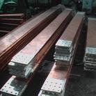 大型铜母线打孔折弯加工排