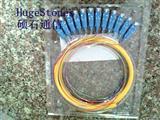 LC束状尾纤 LC12芯束状尾纤 光纤尾纤 束状尾纤生产厂家