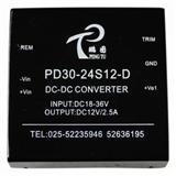 PD-D DC/DC模块电源、高压模块电源、军品电源