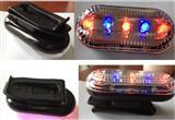 LED发光安全防护肩灯