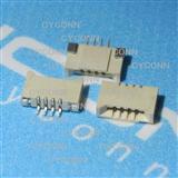 FPC 1.0mm 4p 卧贴双面接 不带锁 2.04高