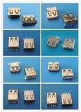 usb座ㄧUSB连接器ㄧusb 2.0连接器ㄧusb母座