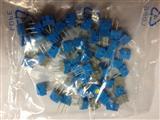 特价 多圈精密可调电阻 3362电位器 3362-101 100R 一条50个