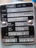 FISHER 95BH/95BL工业气体控制阀