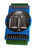 八路模拟量信号转RS232/485数据采集 A/D转换模块