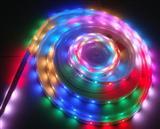LED全彩灯带/深圳幻彩灯带批发/LED软灯条/LED七彩灯条/柔性灯条