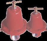 美国REGO1584MN一级调压器1588MN减压阀