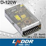 D-120W双组输出开关电源 LED开关电源