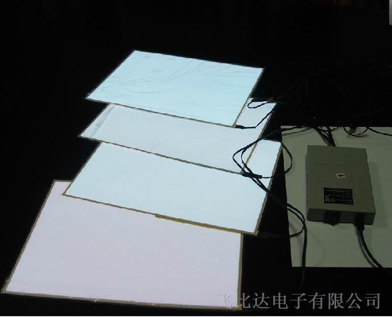 供应冷光片A3尺寸 白底白光,粉底白光