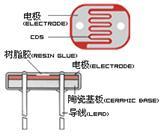 环保型CDS光敏电阻光控开关光电开关MJ5516