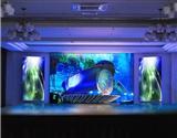 最好的LED室内p4全彩电子显示大屏幕价格