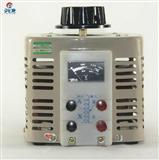 竞克赛单相接触式调压器2000W TDGC2-2KVA/2KW