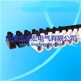 X3-0312塑料PE材料4平方接线端子