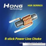 厂家直销 R棒6*15、6*20、6*30  R棒电感、棒形电感、磁棒电感