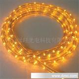 柔性彩虹管 厂家直销 LED彩虹管 柔性LED灯带 pvc灯带 扁四线
