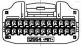 TE 汽��B接器1318917-1 芯�B易�����
