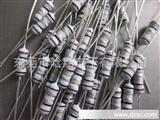 厂家现货优势环保阻燃KNP1/2W,1WS线绕线熔断保险丝电阻器