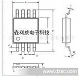 四通道LED背光恒流驱动IC QX5239