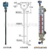 专业生产低价销售UQZ-10型磁翻板远传变送器