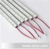 12VLED5050硬灯带 505012VLED硬灯条 60珠/72珠 白光/暖白光