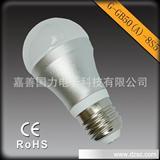 LED球泡灯5W 8W E27 led照明灯 宽电压恒流驱动