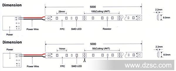 背景灯带安装方法图解