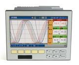 低价大型仪表厂家虹润HR系列同质量高精度蓝屏单色无纸记录仪