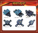 矿用隔爆型电缆接线盒  BHD2系列