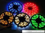 汽车led灯条 5米底盘灯 LED灯条 5米3528-150灯 300灯 软灯条带
