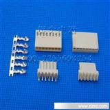 2510-3Y胶壳(图)  条型连接器 2.54间距 米白色胶壳