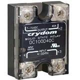 大功率直流固态继电器型号DC100D40C快达固态继电器Crydom固态继电器SSR