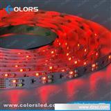 专业生产3528田字型LED贴片低压灯带120灯不防水24VLED柔性灯条