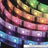 3528贴片led灯条 led灯带灯条 幻彩灯条 灯带批发 七彩灯带