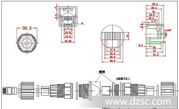 变压器导线接线方式图解