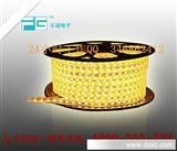 3528贴片220V高压LED灯条灯带  吊顶暗槽灯防水