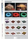 节能、环保LED灯带、彩虹管系列