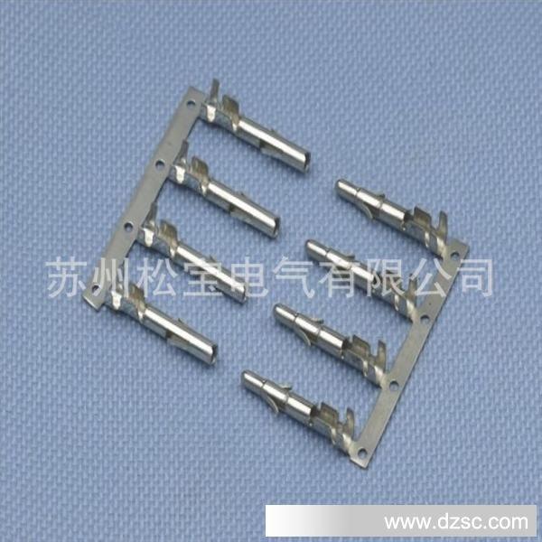插拔式接线端子 公母 连带
