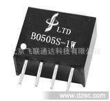 B0505S-1W输入5V,输出5V小体积DC-DC隔离电源模块