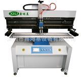 半自动锡膏印刷机(LED专用型X-3088A 1.2米) LED锡膏印刷机 SMT半自动锡膏印刷机