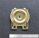 多年专业品质保证 定做铜端子/接线端子 黄铜冲压件加工