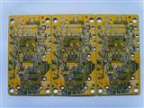 厂家多层阻抗沉金喷锡pcb线路板 pcb电路板 可加急定做样板