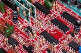 专业;PCB电路板,pcb打样, FPC板 小批量生产 smt贴片 dip插件焊接 元器件配套 一条龙服务