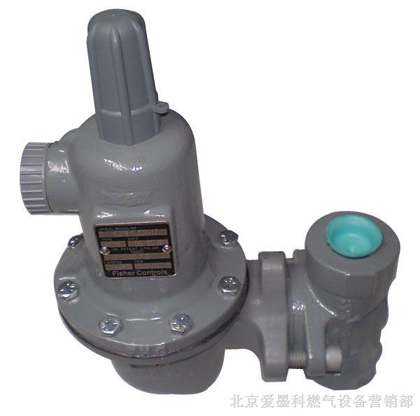fisher627-576高压转中压两寸减压阀 调压阀价格图片