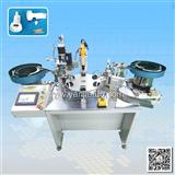 LNB自动生产线 KU高频头自动打螺丝机 中九高频头锁螺丝机 锁F头频针点焊