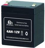 ups电池生产厂家 山特ups电池12v4ah蓄电池