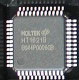 液晶驱动HT1621B,合泰LCD液晶驱动HT1621B