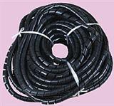 吉林四平市:白色缠绕管,黑色缠绕管,黄腊管,热缩管