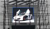 四川P10户外全彩LED显示屏安装方案