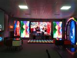 大庆市酒店婚庆租赁P4LED全彩显示屏LED彩幕LED地砖屏